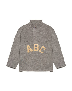 ABC Pullover in Grey