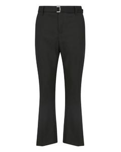 La Novi dropped-shoulder cotton blazer