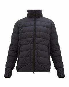 Octavien quilted down jacket