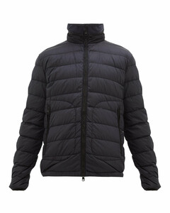 Octavien quilted down jacket