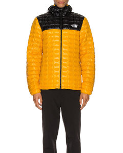 Thermoball Eco Hoodie in Yellow