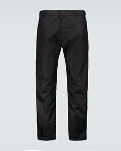Technical nylon pants