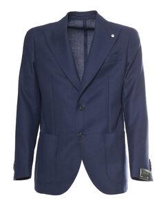 slogan-print cotton t-shirt