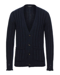 White virgin wool colour-block knitted jumper