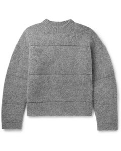 La Maille Albi Knitted Sweater