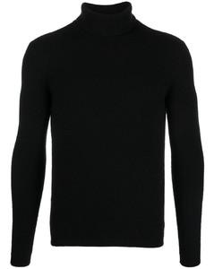 4-Bar cotton track pants