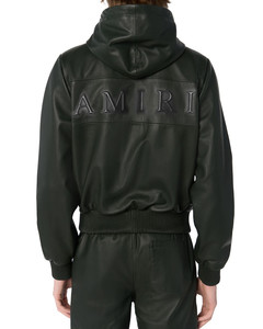 White logo-print cotton shirt