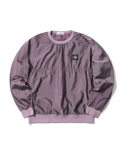 Lightweight compass patch sweatshirt