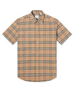 Short Sleeve Simpson Check Shirt