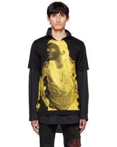 C.G Long Sleeve T-Shirt Black