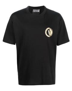 黑色&金色Barocco三角泳裤