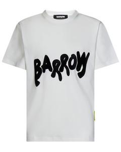 Split Logo Jersey Blazer