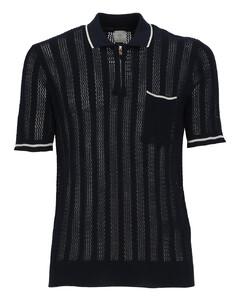Grey camouflage-print denim jacket