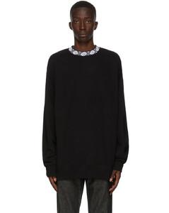 黑色Motif小高领套头衫
