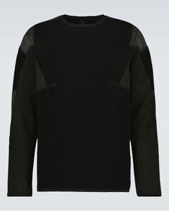 Lopris Bond皮革衬衫式夹克