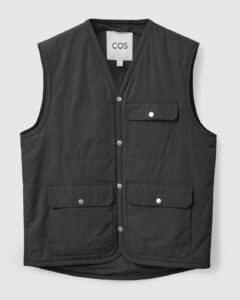 Crystal Skull Patch Crew Knit
