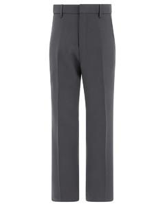 Jiro缎面睡衣风长裤