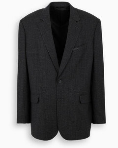 Prince of Wales single-breasted jacket