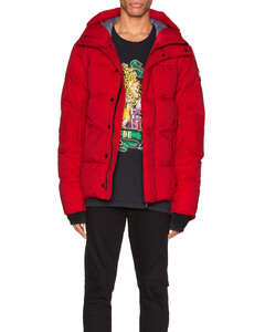 Armstrong Hoody in Red