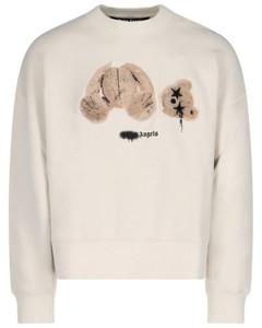 Spray Bear Crewneck Sweatshirt