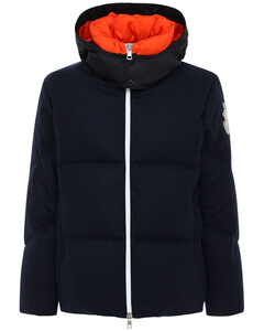 Jw Anderson Hooded Down Jacket