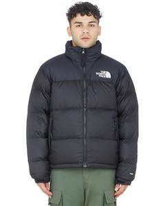 1996 Retro Nuptse Jacket - TNF Black