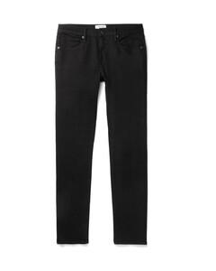 single-breasted car coat