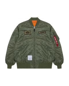 Reversible alpha light jacket