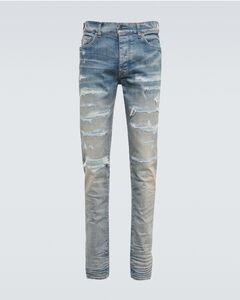 人造皮革夹棉夹克