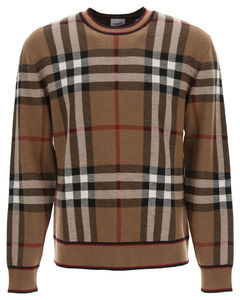 VINTAGE CHECK SWEATER