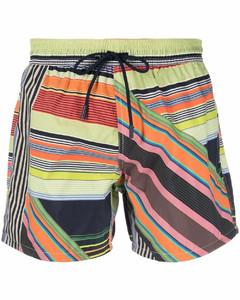 4-bar crew neck sweater