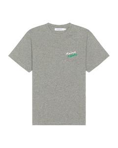 Belted layered shirt