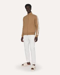Antibes single-breasted wool blazer