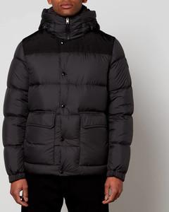 Warren leather field jacket