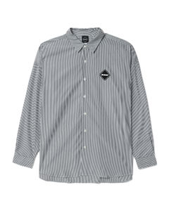 knitted padded gilet