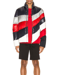 Argentiere Jacket in Blue,Stripes,Red