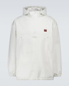 Omallo斜纹棉外套