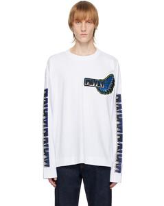 Classic crew tie-dye sweatshirt