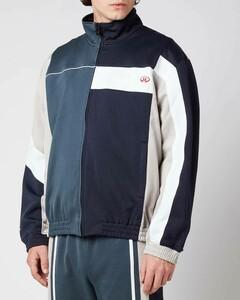 Men's Mintessa Track Jacket - Dark Grey/Black