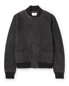multi-pocket straight-leg jeans