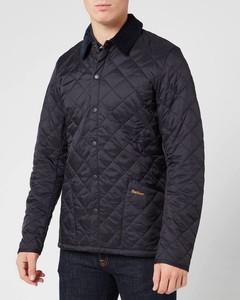 Heritage Men's Liddesdale Quilt Jacket - Navy