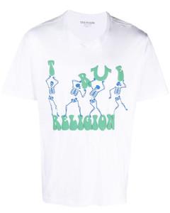 Logo-Jacquard Cotton Sweater