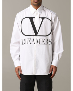 shirt with VLogo dreamers print