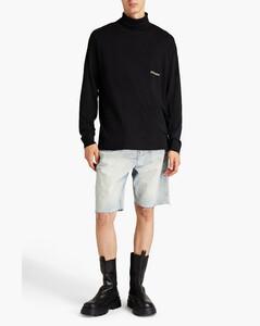 GG print padded jacket
