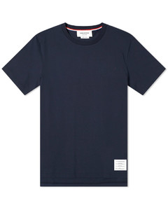 Relaxed Fit Baseball Icon Tee