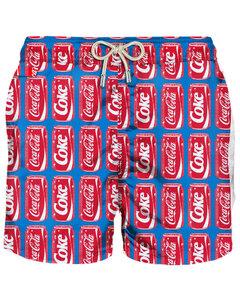 Logo-Print Fleece-Back Cotton-Blend Jersey Mock-Neck Sweatshirt