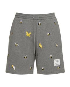 Kan-D Garment-Dyed Crinkled-Nylon Hooded Parka with Detachable Fleece Liner