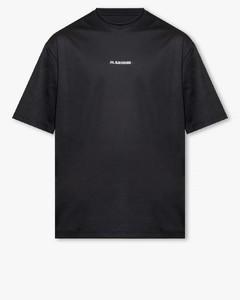 Gestreiftes Sweatshirt Aus Baumwollfleece