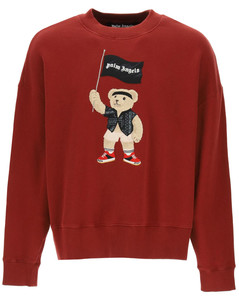 Sweaters Palm Angels for Men Syrah White