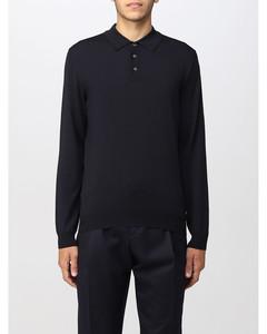 nylon down jacket with paisley print